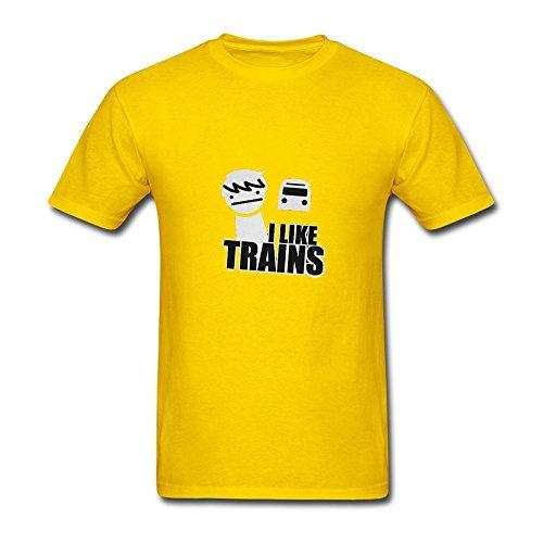 mens-cotton-i-like-trains-t-shirt-x-large-yellow