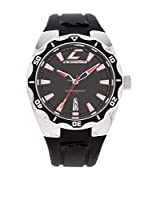 Chronotech Reloj de cuarzo Ct Active Boy Negro 30  mm