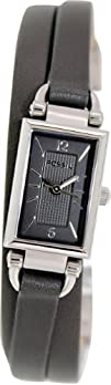 Fossil Delaney Three Hand Leather Watch  Gray Jr1371