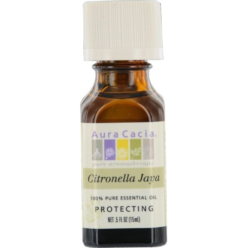 ESSENTIAL OILS AURA CACIA by CITRONELLA JAVA-ESSENTIAL OIL .5 OZ ( Package Of 2 )