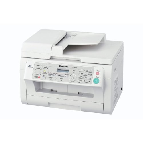 Panasonic KX-MB2030E-W (A4) Multifunction Mono Laser Printer (Print/Copy/Scan/Fax/Network) Base Model 24ppm (M) 24ppm (C) 20 Sheets ADF