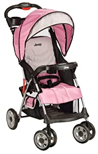 Jeep Cherokee Sport Stroller, Siren from Jeep