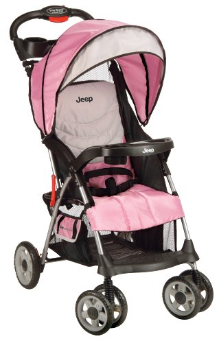 Best Review Of Jeep Cherokee Sport Stroller, Siren