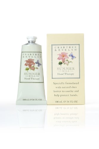 Crabtree & Evelyn Summer Hill Hand Therapy Cream 100 g