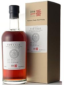 軽井沢 1979 33年 シェリーバット 59.9度 700ml Japanese Single Malt Whisky