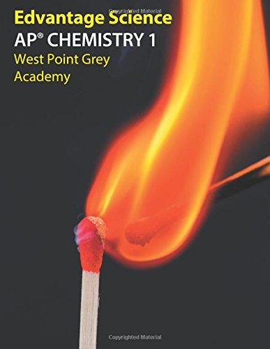 Ap Chemistry 1: West Point Grey Academy