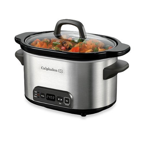 The Cooker By Calphalon® 4-quart Digital Slow Cooker