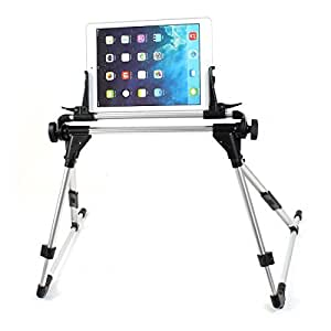 Portable Adjustable Support Stand Holder for Apple iPad 2 3 4 Black
