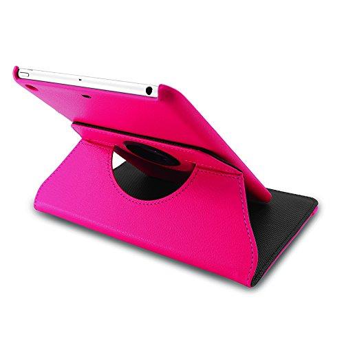 iHome | Swivel – Swivel Folio Case for iPad Mini – Pink (See More Colors)