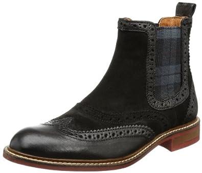 marc o 39 polo chelsea bootie women 39 s chelsea boots black schwarz black. Black Bedroom Furniture Sets. Home Design Ideas