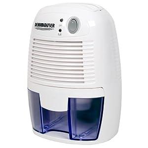 Deumidificatore portatile per casa cucina stanza da letto bagno garage auto 500ml amazon - Deumidificatore per bagno ...