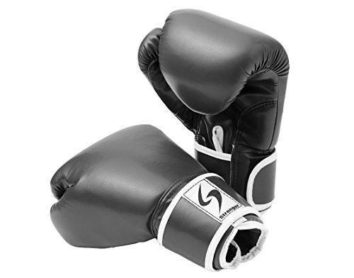 Boxing gloves 10 oz left or right set black