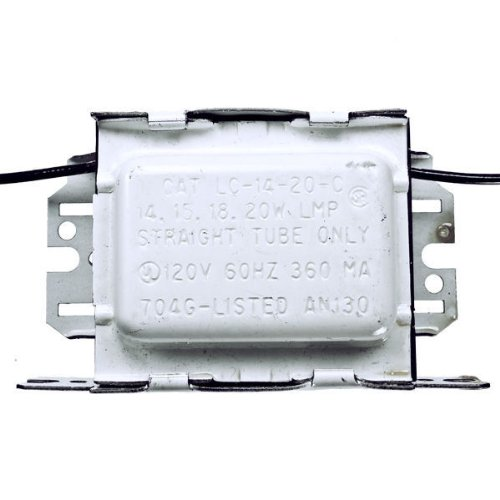 Philips #lc1420ci F14/15/20 Lamp Ballast