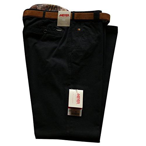 Meyer -  Pantaloni  - Uomo Blu marino 54