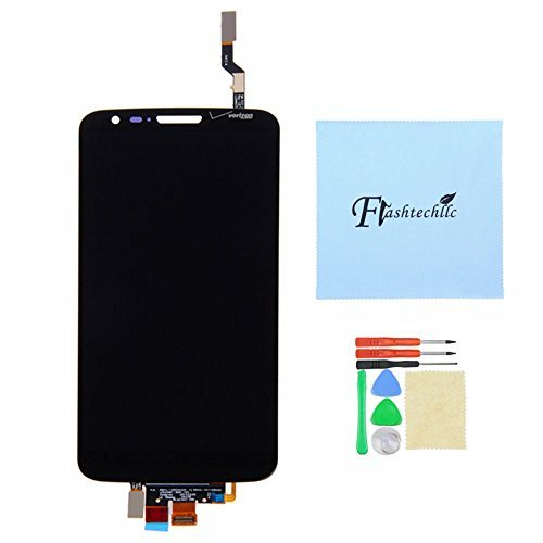 Lcd Touch Screen Digitizer Assembly For Lg Optimus G2 Ls980 Vs980 Verizon (White)