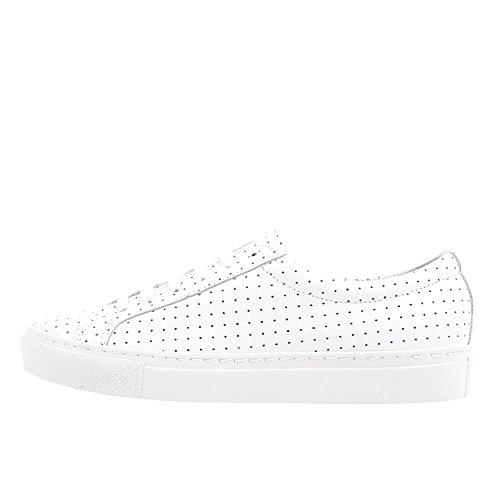 rockamora-louis-chaussures-en-cuir-low-blanc-blanc-perforated-43