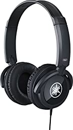 Yamaha HPH-100B Dynamic Closed-Back Headphones