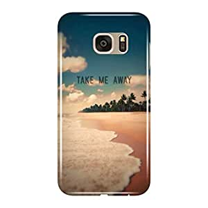 a AND b Designer Printed Mobile Back Cover / Back Case For Samsung Galaxy S7 (SG_S7_3D_1567)