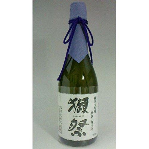 【旭酒造】 獺祭(だっさい) 純米大吟醸 磨き二割三分 720ml (木箱なし)