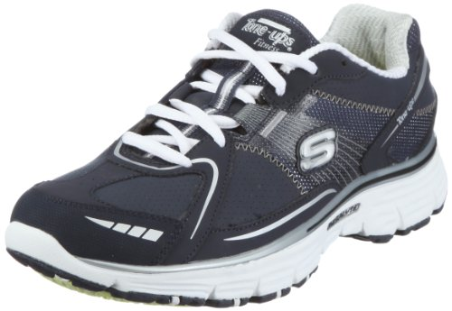 Tone-Ups Fitness Women's Ready Set - Firm Navy/White Training Shoes 11761 2 UK