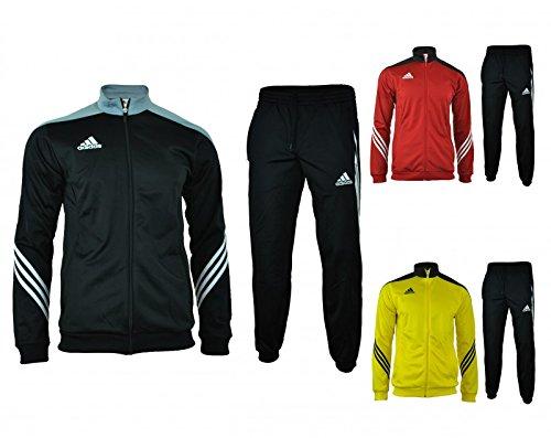 Adidas sere14 pes suit tuta da ginnastica tute da for Tuta adidas amazon