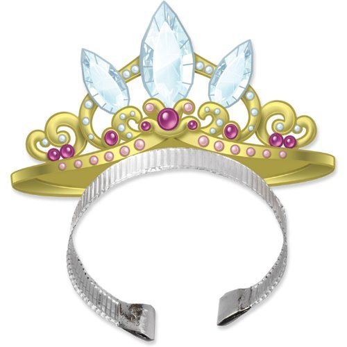 Tangled Sparkle Party Tiaras [4 Retail Unit(s) Pack] - 1HB3871 - 1
