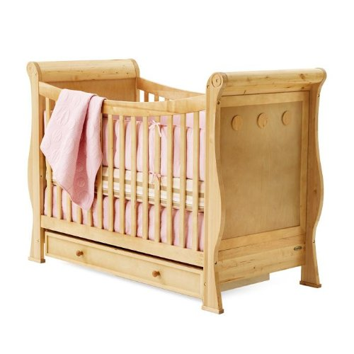 Today 39 s baby sarasota elite convertible crib review for Best value baby crib