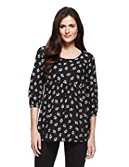 M&S Collection Floral Tunic