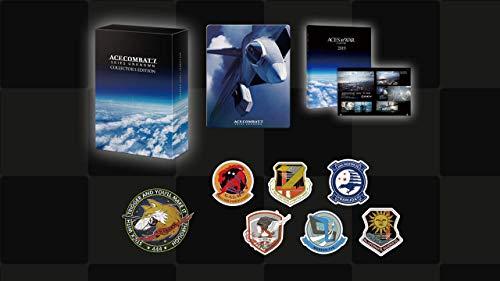 【PS4】ACE COMBAT™ 7: SKIES UNKNOWN COLLECTOR'S EDITION【早期購入特典】「ACE COMBAT™ 5: THE UNSUNG WAR ( PS2移植版) 」 「プレイアブル機体 F-4E PhantomII」「歴代シリーズ人気機体スキン3種」がダウンロードできるプロダクトコード (封入) 【Amazon.co.jp限定】 PS4用オリジナルテーマをダウンロードできるプロダクトコード (配信)