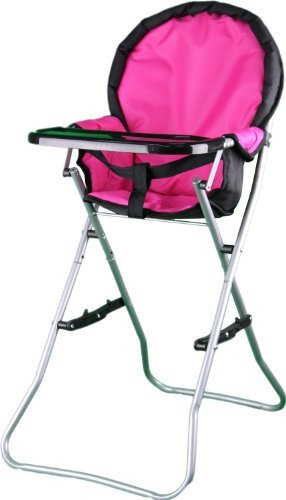 Mommy & Me Doll High Chair front-233824