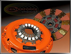 Centerforce DF501009 Dual Friction Clutch Pressure Plate and Disc
