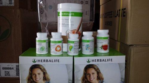 Herbalife Advanced Program - Choose Your Flavor (Cookies n Cream)