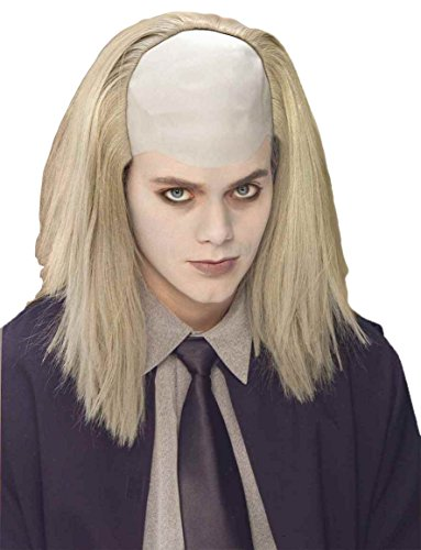 Forum Novelties Men's Rocky Horror Picture Show Riff Raff Mortician Wig