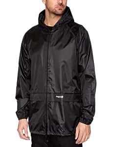 Regatta Stormbreak Men's Leisurewear Jacket - Black, Small