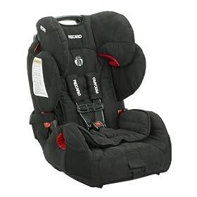 (降价)RECARO Prosport Combination Car Seat 安全座椅Riley色 $212.34