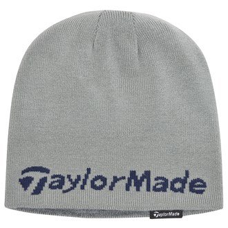 2015-taylormade-reversible-thermal-golf-beanie-double-knitted-mens-hat-grey