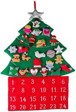 Felt Advent Calendars & Kits