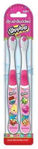 Brush-Buddies-2-Piece-Shopkins-Toothbrush-2-Packs-4-Toothbrushes