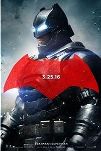 US版ポスター バットマンvsスーパーマン Batman vs Superman 69×101cm 両面印刷 D/S us3 [並行輸入品]