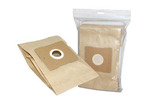 10 Staubsaugerbeutel Filtertüten für Dirt Devil M7050-6 / M7050-9 / M7059-0 / M7066 / M7070-3