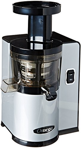 Panasonic Slow Juicer Vs Omega : Omega vERT Slow Juicer vSJ843Q, Square version