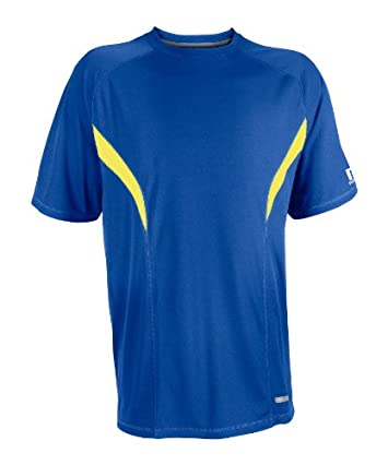 Russell Athletic Men's Performance Color-Block Tee