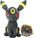 "Takaratomy Pokemon N-47 Umbreon/Blacky Best Wishes 8"" Plush Doll"