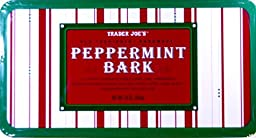 Trader Joe\'s Peppermint Bark - Old Fashioned, Handmade, 16 oz.