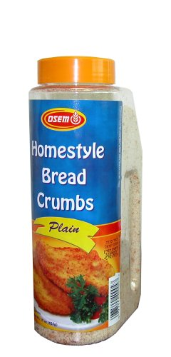 Osem Homestyle Bread Crumbs, Plain, 15 Ounce (Pack of 12) (Fine Bread Crumbs compare prices)