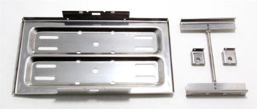 Trans-Dapt 9323 Stainless Battery Tray
