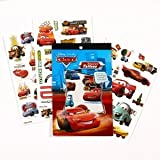 Disney's Cars Temporary Tattoo Book Party Accessory