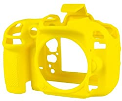 easyCover for Nikon D600 Yellow