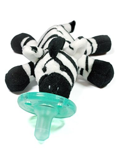 WubbaNub Zebra Pacifier - 1