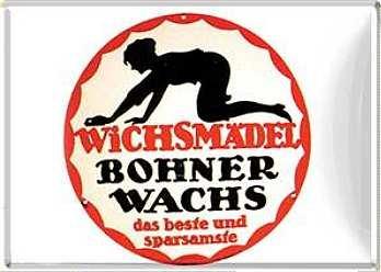 wichsmadel-bohnerwachs-blechpostkarte
